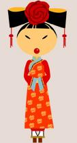 China Doll by PrincessH