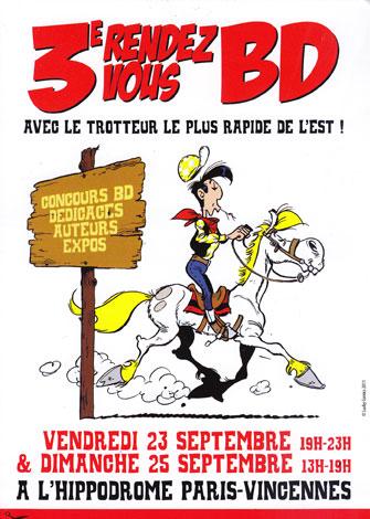 3e rendez-vous BD hippodrome Paris Vincennes 2011.jpg