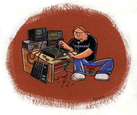 illustration de catalogue