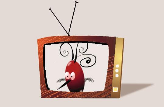 Oizorooj on TV