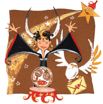 le taureau - signe du zodiac  - horoscope du Magazine Julie