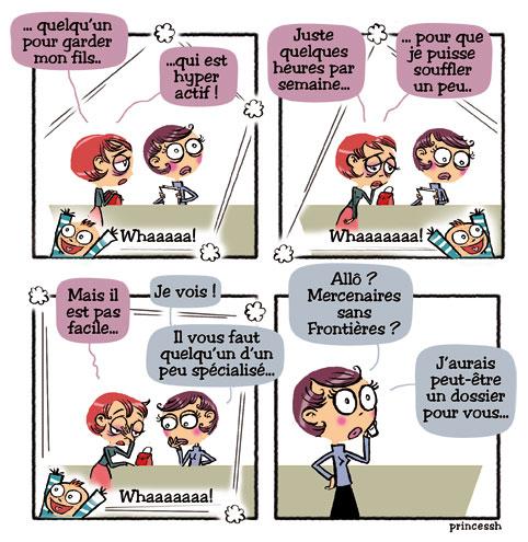 ADMR Comic Strip by PrincessH